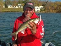 Walleyes Without Spottails Catch Walleye Without Spottail ...