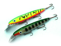 Cisco Kid Deep Diving Crankbaits For Musky Trolling