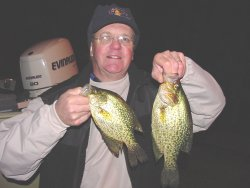 bruc champion with big crappies