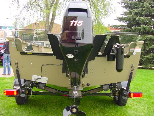 Review Lund Alaskan Mercury Outboards Walleye Fishing Gear