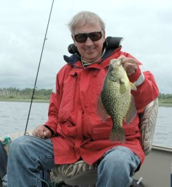 Crappie Sam Fonner July 2008
