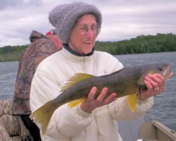 Walleye Valora Lundberg 6-28-08