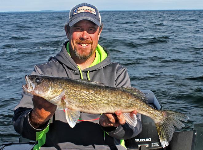Greg clusiau fishing report minnesota grand rapids mn for Lake mille lacs fishing report