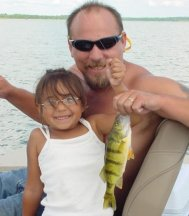 Winnie Perch provide family