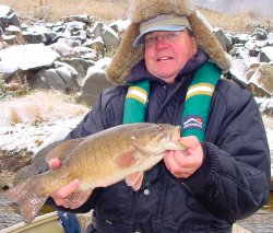 Smallmouth Bass, Bruce Champion