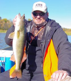 Walleye, Greg Knox 10-4-06