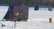 Ice Fishing Report