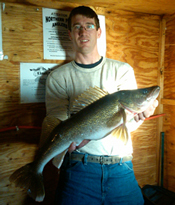 Walleye Lake of the Woods