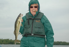 Ed Stage Walleye