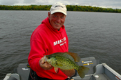 Crappie Sand Lake