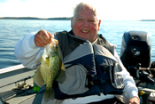 Crappie Fishing Cutfoot Sioux