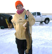 Susan Sheker Eelpout Ball Club