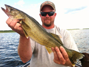 Walleye Ball Club Lake