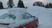 Deer River Snowstorm Jan 2011