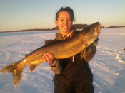 Lake Trout Cassie