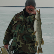 Northern Pike Leech Lake