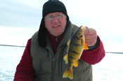 Jumbo Perch Bowstring Lake