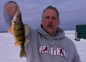 Perch Cass Lake