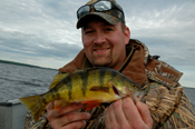 Perch Bowstring Lake