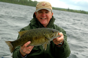 Smallmouth Bass Champion