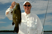 Smallmouth Bass Lake Mille Lacs