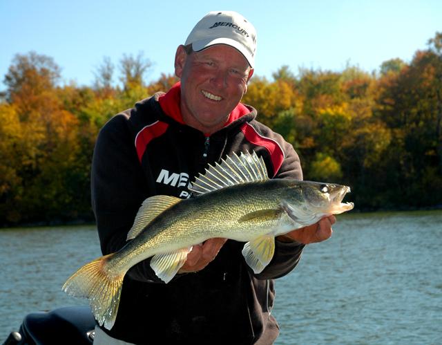 Leech lake fishing reports mn fish report october 2011 for Leech lake fishing reports