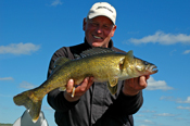 Walleye Jessie Lake