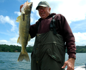Walleye Bill Linder