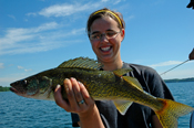 Walleye Kayla Osterbauer