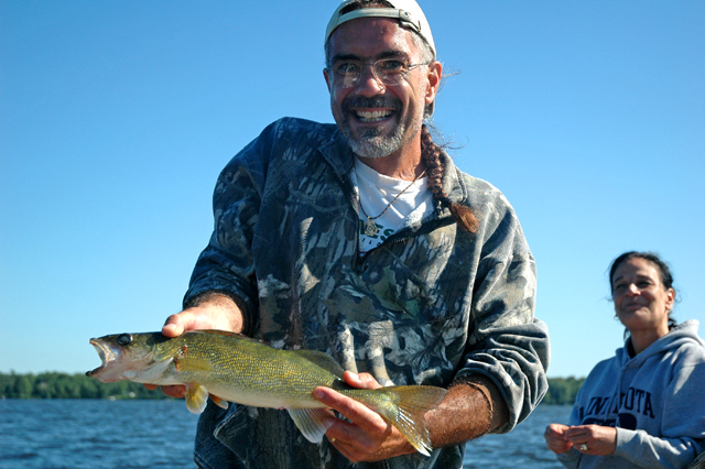 Fishing report pokegama bowstring cass lake minnesota for Bowstring fishing report