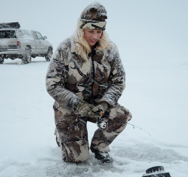 Minnesota fishing reports february 2012 fish news for Bowstring fishing report