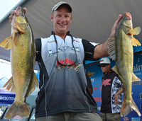 Chad Schilling Wins FLW