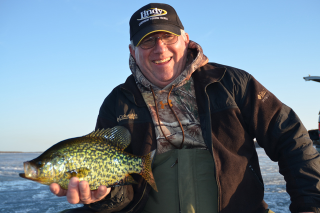 Ice reports minnesota fishing reports april 2012 for Bowstring fishing report