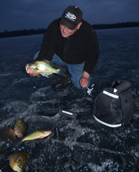 Ice Fishing Articles Jeff Sundin