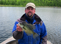 Crappie Fishing Deer River