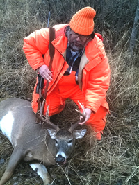 Buck Jay Liend November 2012