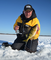 Perch Fishing Deer River