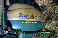 Scott Atwater Outboard For Sale