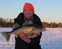 Walleye Fishing Lake Vermillion