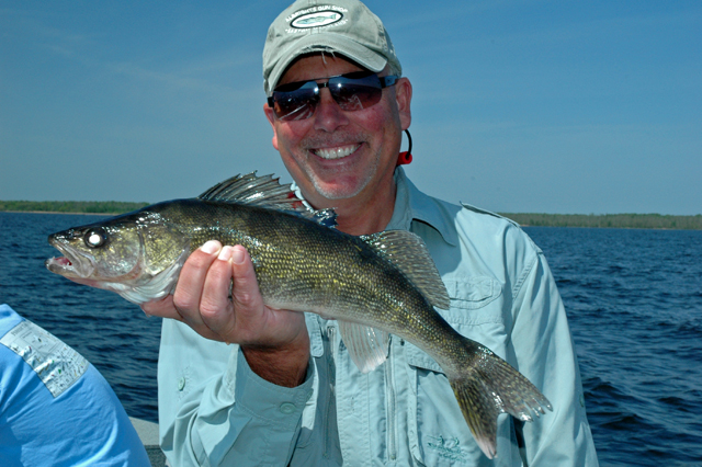 Fishing reports leech lake minnesota june 2012 for Bowstring fishing report