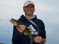 Bowstring Lake Walleye Fishing