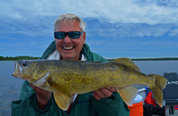 Walleye Fishing Sand Lake