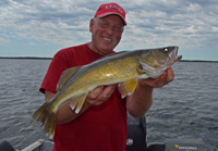 Walleye Fishing Mille Lacs Lake