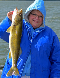 Walleye Fishing Lake Winnibigoshish
