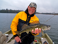 Walleye Fishing Guide Northern Minnesota