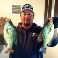 Zach Dagel Crappies