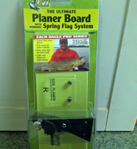 Zach Dagel Planer Board