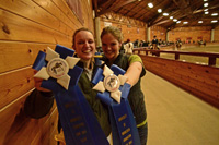 Blue Ribbons U of M M Crookston