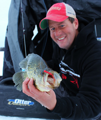 Crappie Fishing Rainy Lake