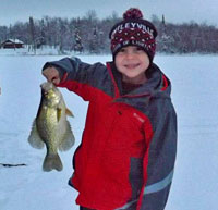 Crappie Caiden Donnelly